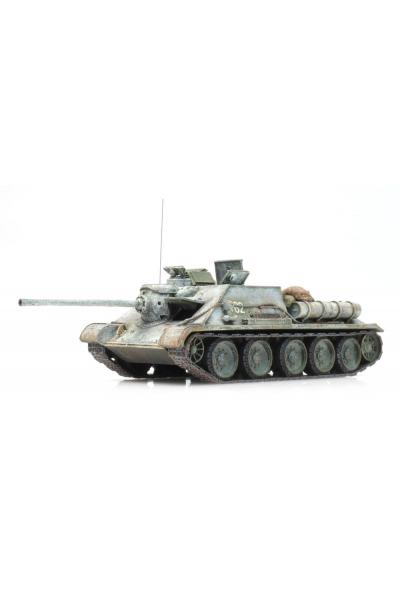 Artitec 6870364 Самоходная артиллерийская установка SU85 зима Epoche II 1/87