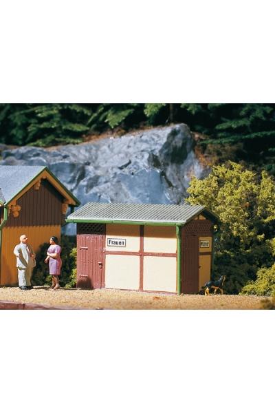 Auhagen 11336 Вокзальный туалет 1/87
