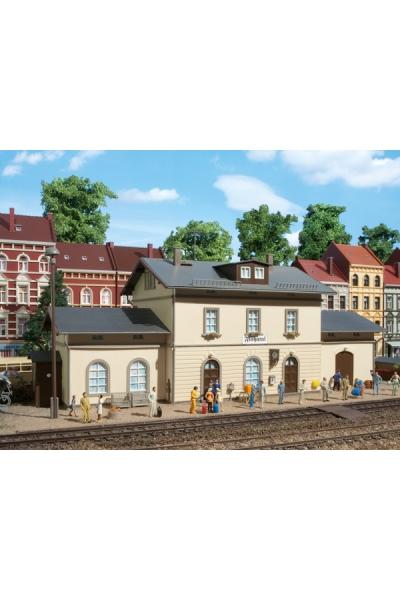 Auhagen 11368 Вокзал Fluhatal 1/87