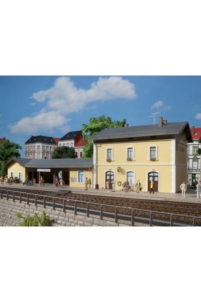Auhagen 11369 Вокзал Plottenstein 1/87