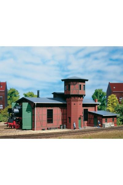 Auhagen 11400 Депо с водонапорной башней 1/87
