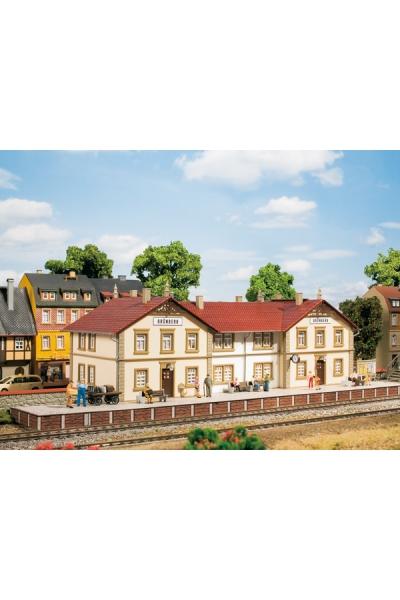 Auhagen 11413 Вокзал Grunberg  285 x 120 x 115 mm 1/87