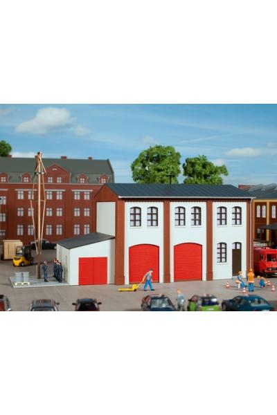 Auhagen 11426 Пожарное депо при фабрике 1/87