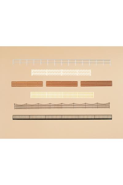 Auhagen 12260 Заборы и перила Н0/ТТ