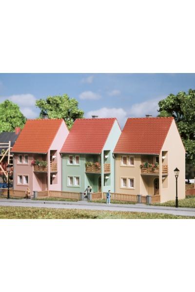 Auhagen 13273 Жилые дома 3шт 1/120