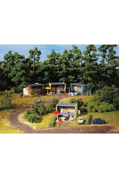 Auhagen 13315 Дачные дома 4шт 1/120