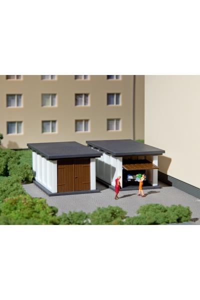 Auhagen 13331 Два гаража 1/120