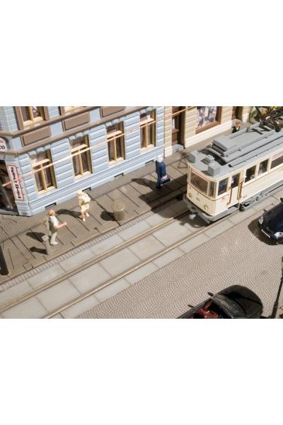 Auhagen 41617 Плиты для трамвайных рельс 1/87