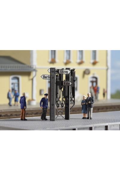 Auhagen 41637 Указатели направления поездов 24 x 23 x 40 mm 1/87