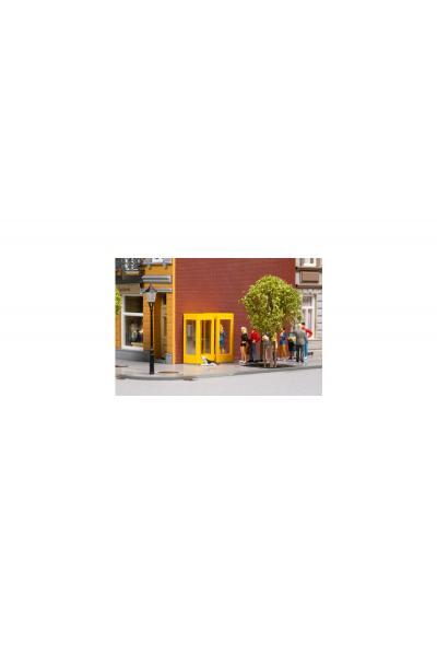 Auhagen 41662 Телефонные будки и почтовые ящики H0