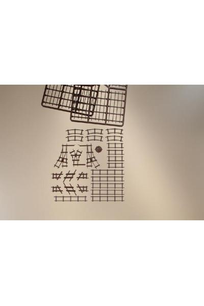 Auhagen 41701 Набор рельс полевой Ж/Д 1/87