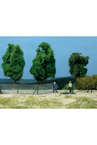 Auhagen 42646 Забор сетчатый Н0/ТТ