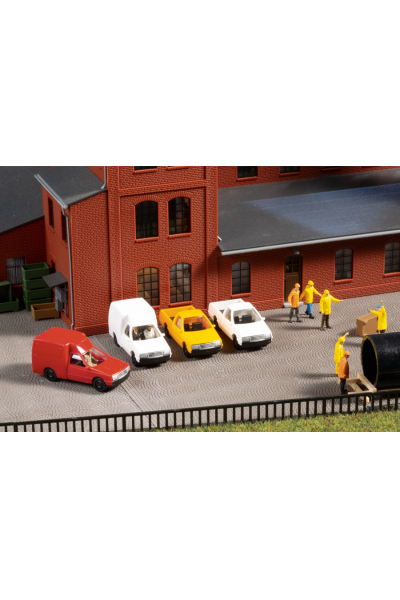 Auhagen 43660 Набор автомобилей TT