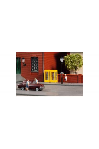 Auhagen 43667 Телефонные будки и почтовые ящики TT