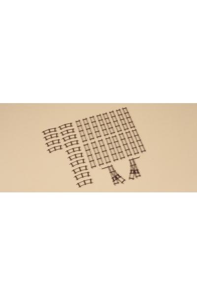 Auhagen 43701 Набор рельс полевой дороги 1/120