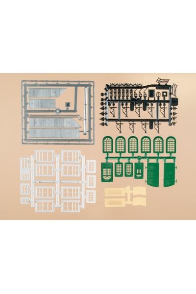 Auhagen 48551 Окна и двери промышленые Н0/ТТ