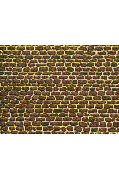 Auhagen 50502 Картон 220x100мм необработанный камень для тоннеля H0/TT