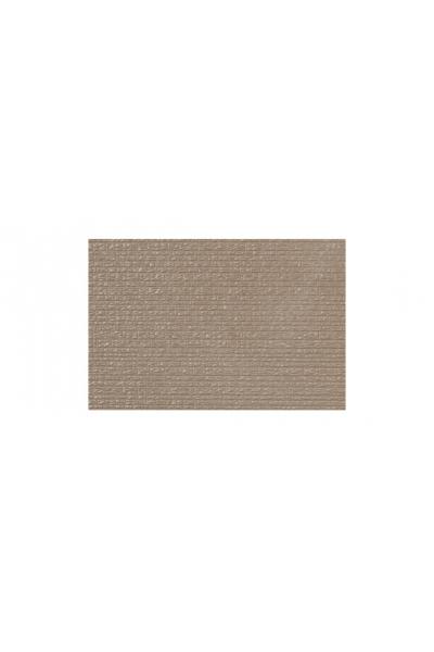 Auhagen 52237 Пластина обработанный камень 200x100мм 4шт H0