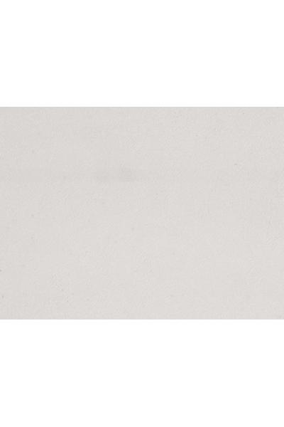 Auhagen 52411 Декоративная панель стена штукатурка (белая) 200 x 100мм Н0/ТТ