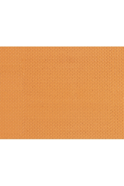 Auhagen 52413 Декоративная панель кирпич (жёлтый) 200 x 100мм Н0/ТТ