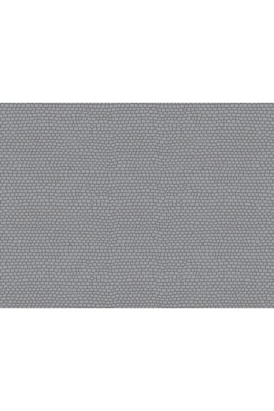 Auhagen 52436 Декоративная панель брусчатка 200 x 100мм Н0/ТТ