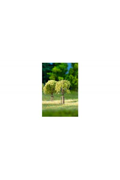 Auhagen 70950 Молодые деревья 10шт H0/TT