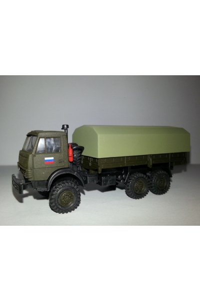 Auto 172002 Автомобиль тент МО РОССИЯ 1/87