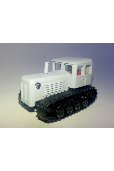 Auto 172017 Трактор Т54 светло серый 1/87
