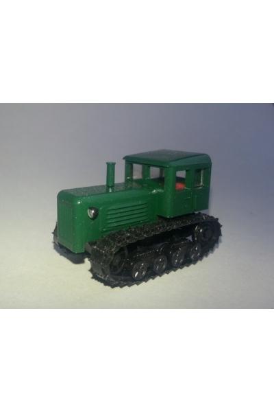 Auto 172018 Трактор Т54 зелёный 1/87