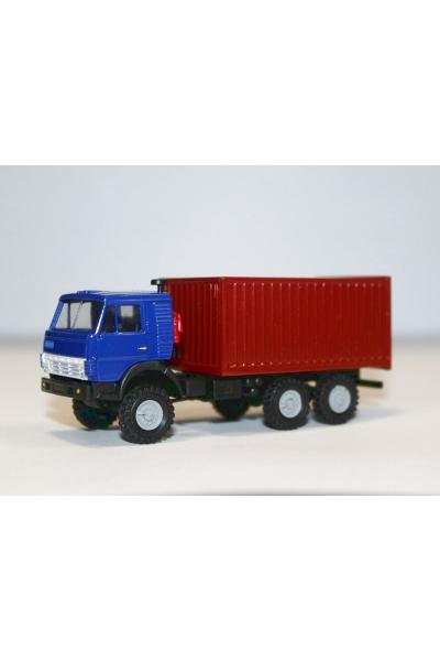 Auto 223001 Автомобиль с контейнером 1/87