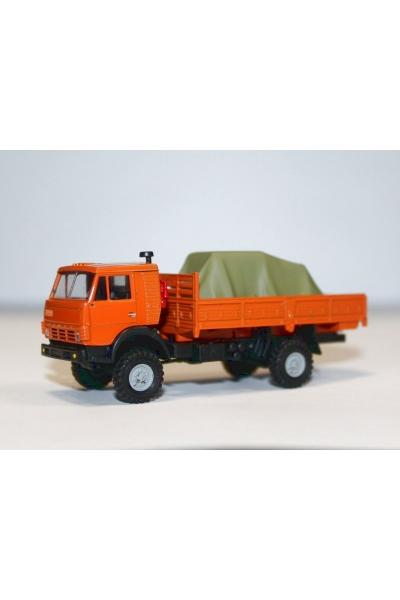 Auto 223007 Автомобиль бортовой с грузом 1/87