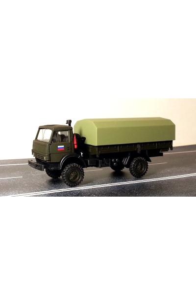 Auto 745005 Автомобиль тент двухосный МО РОССИЯ
