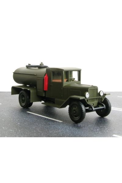 Auto ZIS5ZH Автомобиль ЗИС 5 цистерна хаки 1/87