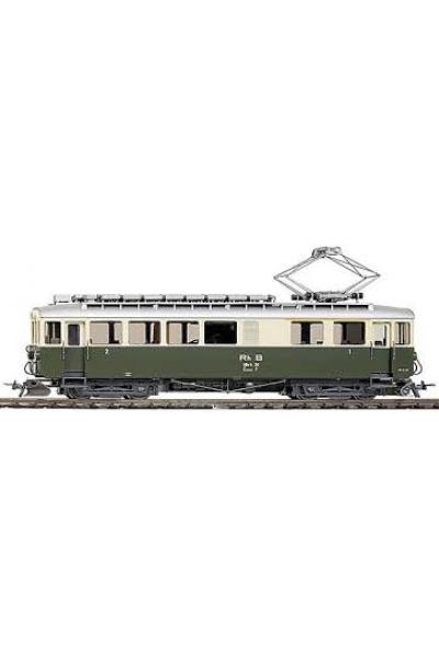 Bemo 1268110 Электропоезд ABe 4/4 30 Bernina RhB Epoche III H0m