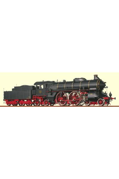Brawa 0652 Паровоз BR 15 001 DRG Epoche II 1/87