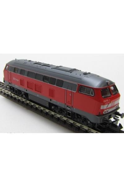 Brawa 1384  Тепловоз BR216 DB Cargo Epoche V 1/160