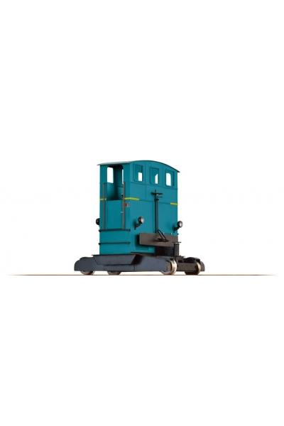 Brawa 31001 Рельсовый трактор VL PRIVAT Epoche III 1/45