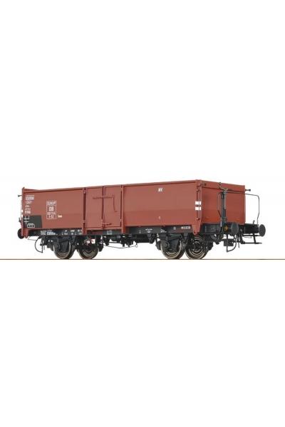 Brawa 37007 Полувагон с площадкой Omm 52 DB III 1/45