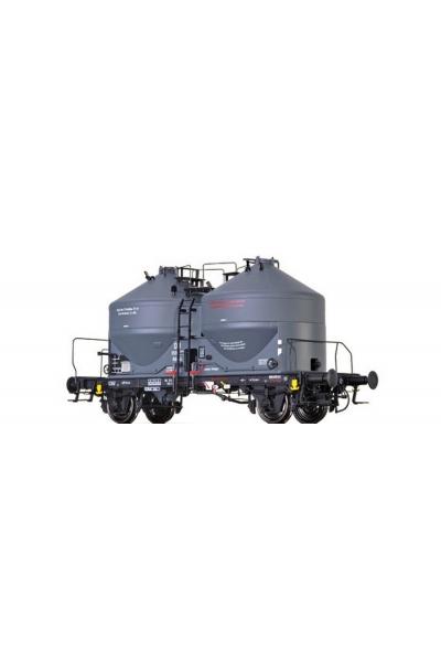 Brawa 37104 Вагон для цемента Kds 54 DB III 1/45