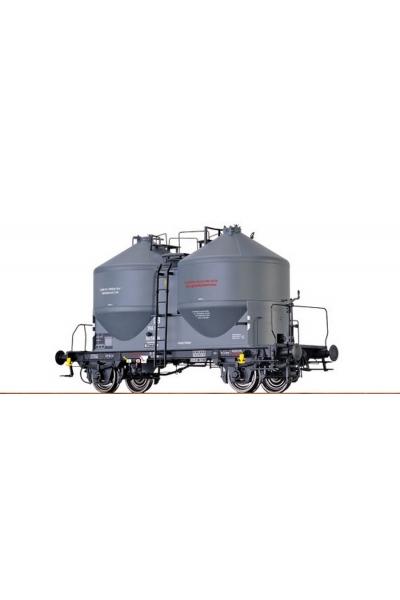 Brawa 37107 Вагон для цемента Kds 56 DB III 1/45