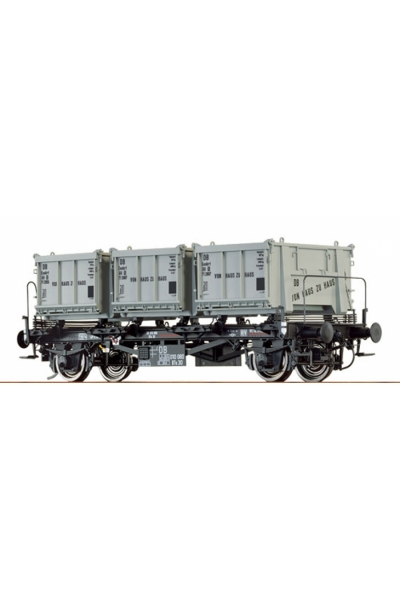 Brawa 37162 Вагон BTs 30 DB Epoche III 1/45