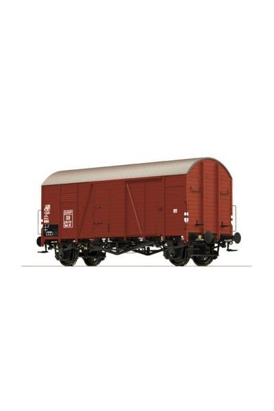 """Brawa 37180 Крытый вагон Gms 30 """"Oppeln"""" DB III 1/45"""