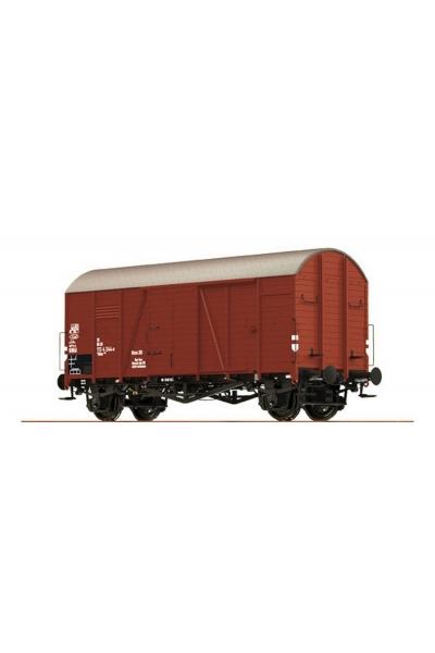 """Brawa 37183 Крытый вагон Gklm """"Oppeln"""" DB IV 1/45"""