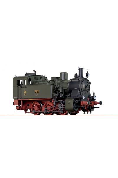 Brawa 40500 Паровоз T8 Berlin 7012  K.P.E.V. Epoche I 1/87