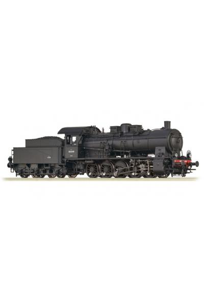 Brawa 40824 Паровоз 050 B 646 SNCF Epoche III 1/87