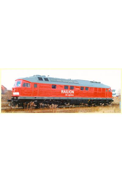 Brawa 41044 Тепловоз 232 675-9 DB-AG 1/87