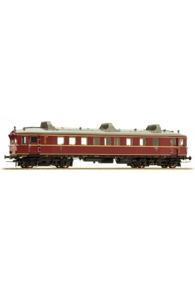 Brawa 44408 Дизельпоезд VT 66.9 DB Epoche III 1/87