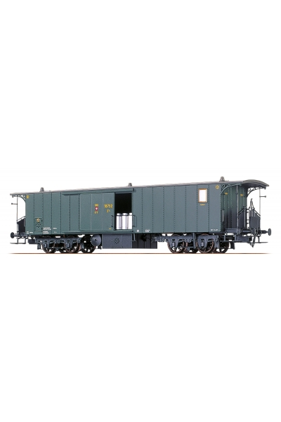Brawa 45058 Вагон багажный F4 SBB Epoche II 1/87