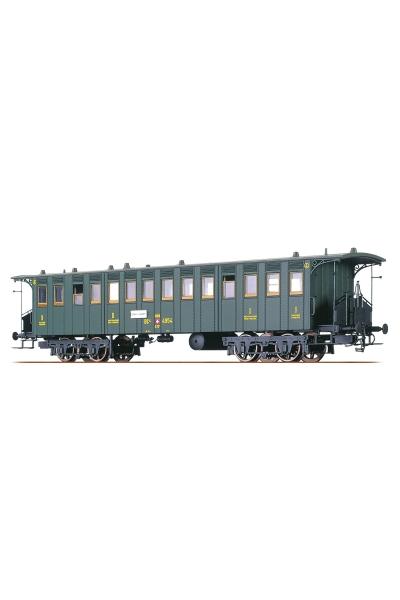 Brawa 45060 Вагон пассажирский C4 SBB Epoche II 1/87