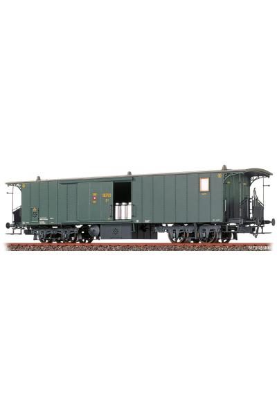 Brawa 45067 Вагон пассажирский F4 SBB Epoche II 1/87